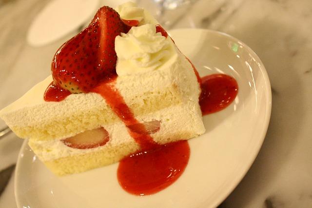 英語 ショート ケーキ