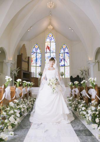 キリスト教式 結婚式 ブライダル業界の基本 ウエディングの仕事